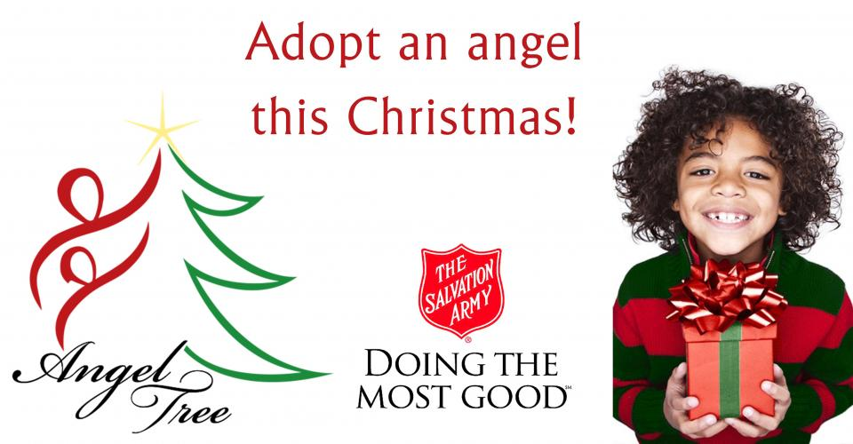 Adopt an angel tree locations