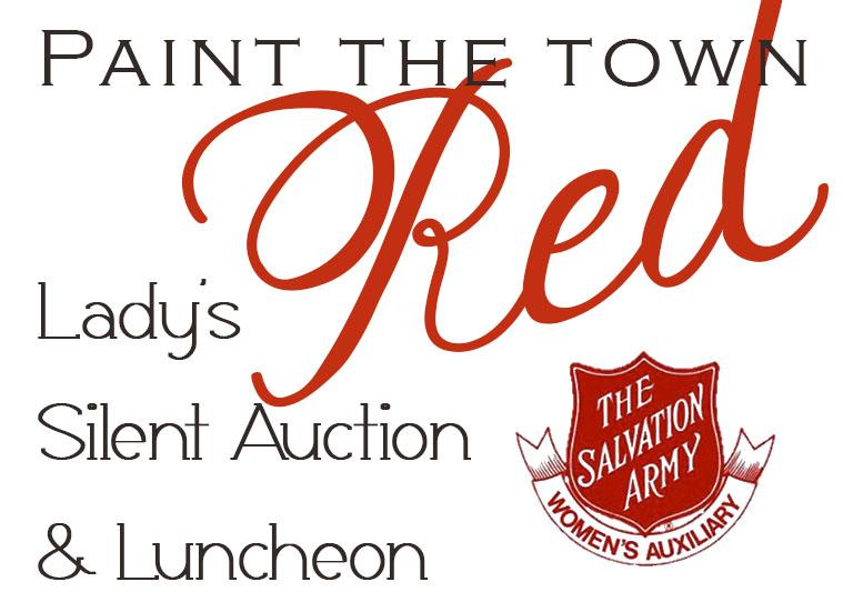 Paint the Town Red while Helping Local Women in Need - The