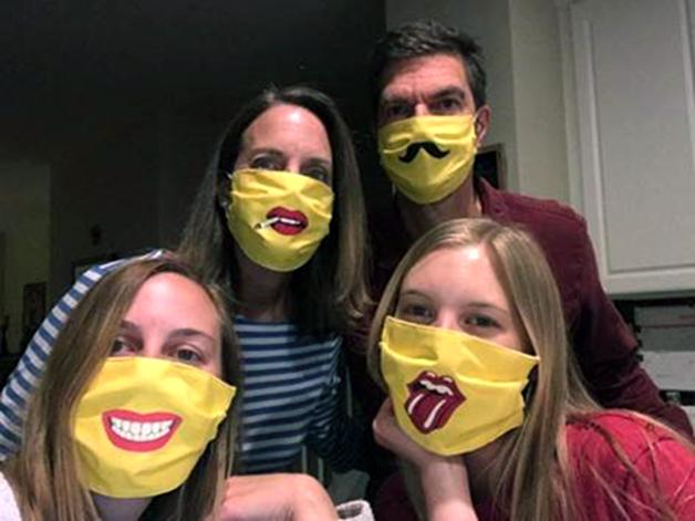 Volunteer Creates Face Masks for Shelter Residents - The Salvation ...