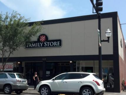 Front of Conway SC Family Store