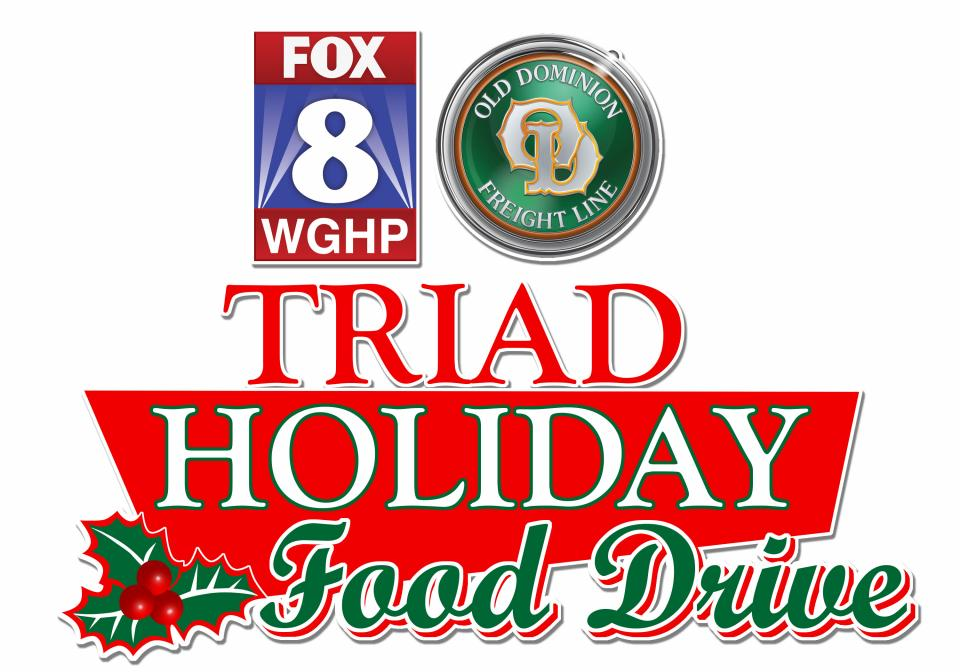 Triad Holiday Food Drive