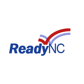 Logo for NC Department of Emergency Management - Readync.gov