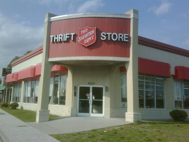 Front of North Myrtle Store