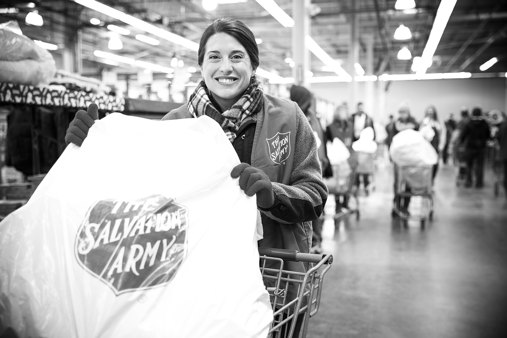 Salvation Army Christmas Assistance