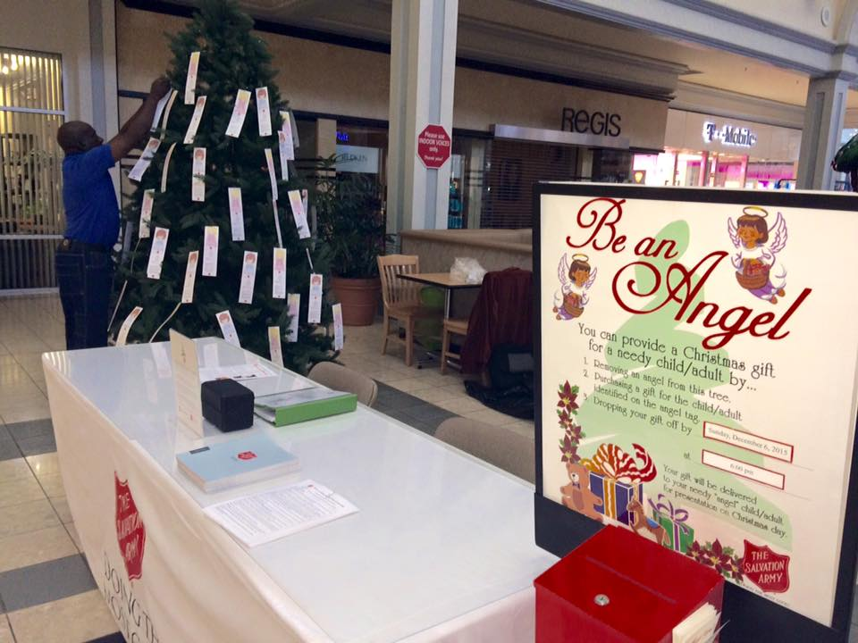christmas assistance - angel tree