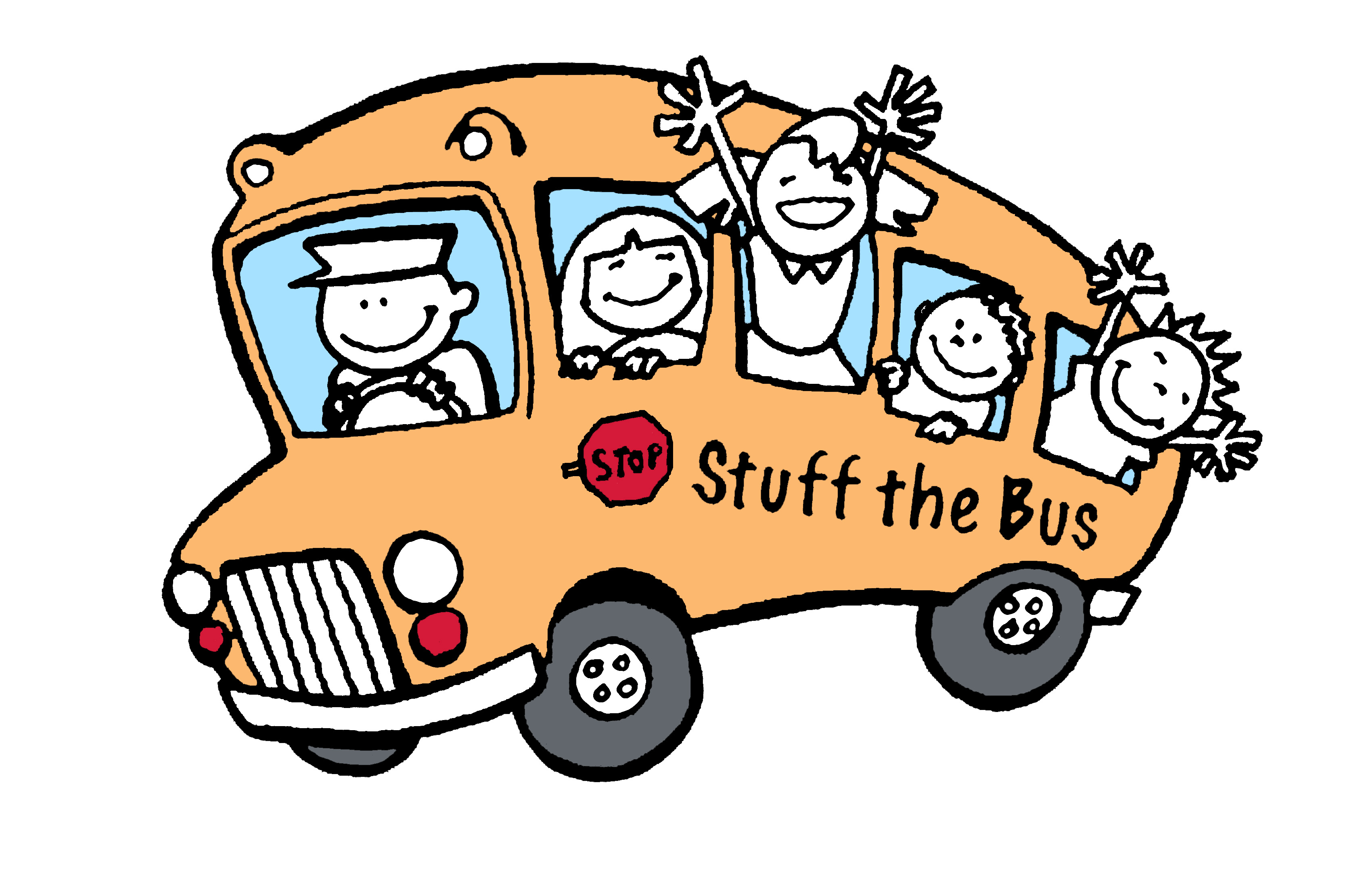 Image result for salvation army stuff the bus